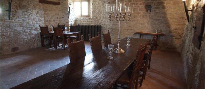 Hotel Castello di Giomici