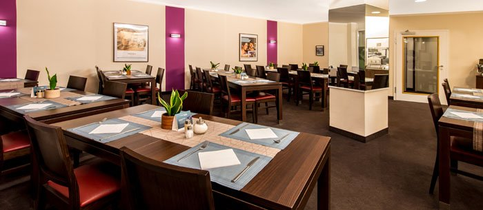 Hotel Mercure Frankfurt City Messe