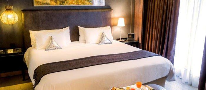 Hotel Esplendor Plaza Francia