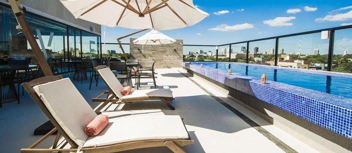 FIVE Hotel Asunción