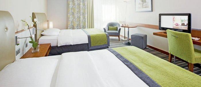 Hotel Mövenpick Zurich Airport