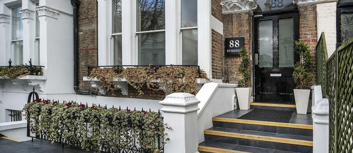 88 Studios Kensington Hotel