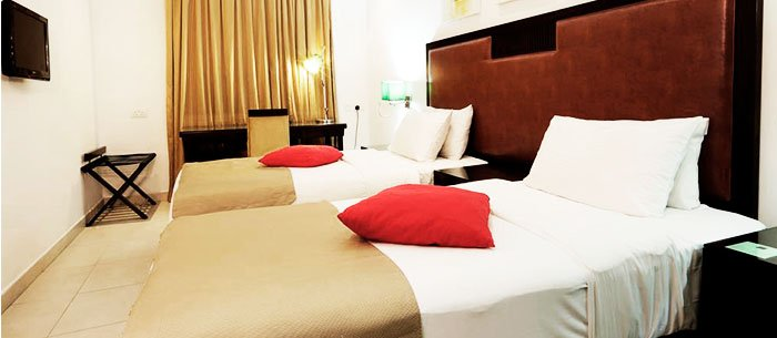 Corp Executive Doha Suites Hotel