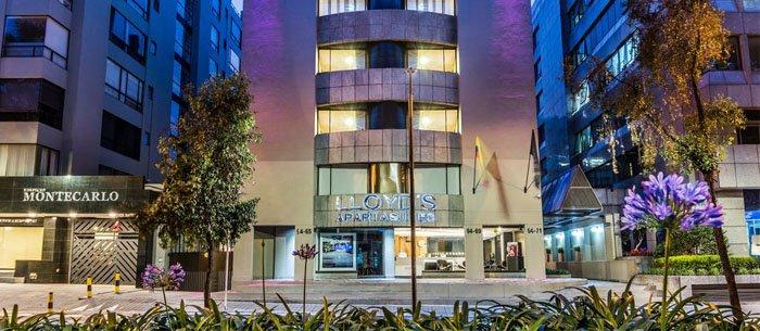 Hotel Lloyd's Apartasuites