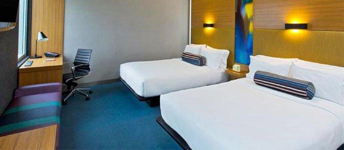 Hotel Aloft San José
