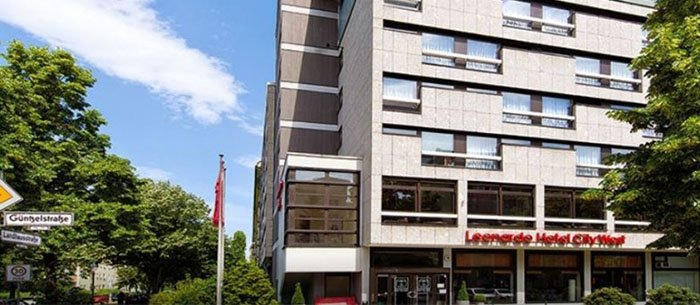Hotel Leonardo Berlin City West