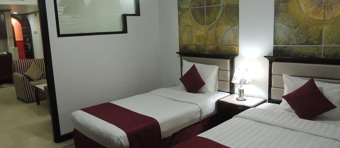Oriental Palace Apartment Hotel