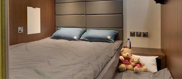 sleep'n fly Sleep Lounge Dubai International Airport