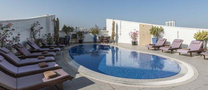 Marmara Apartments Hotel
