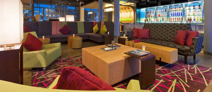 Hotel Aloft Bogota Airport