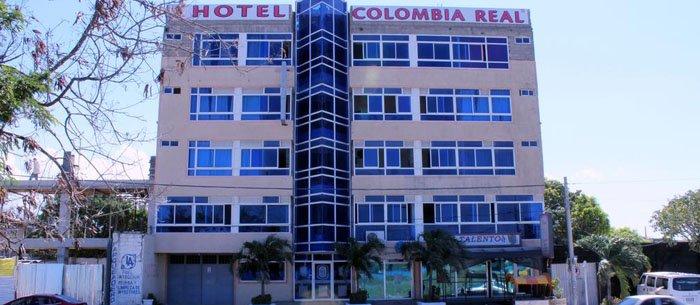 Hotel Colombia Real Santa Marta / Apto. Rodadero