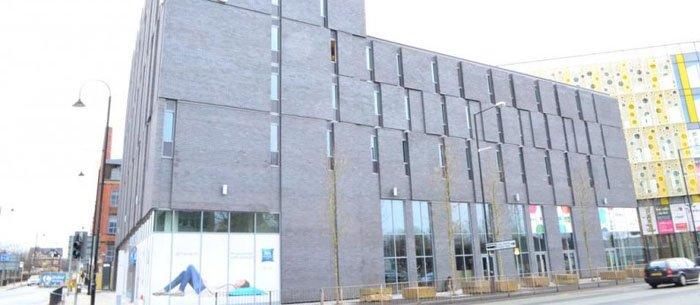 Ibis budget Manchester Centre Pollard Street