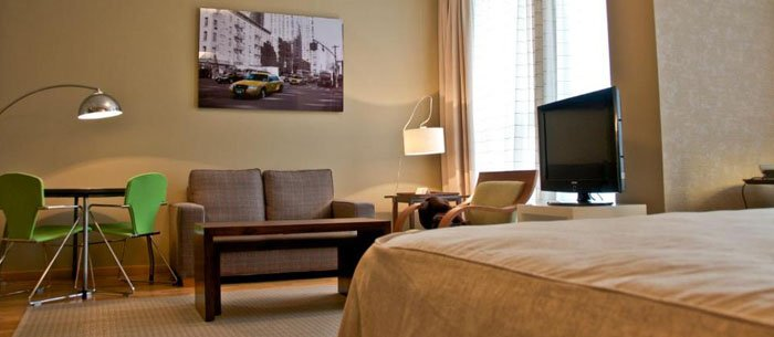 Hotel Mas Residence Brussels