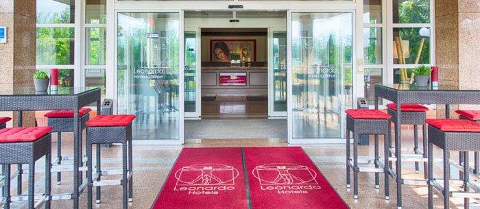 Hotel Leonardo Hamburg Stillhorn