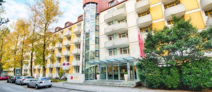 Hotel Leonardo & Residenz Munich