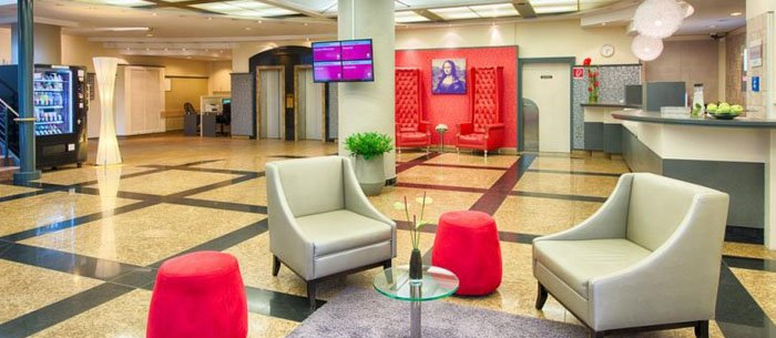 Hotel Leonardo Munich Arabellapark