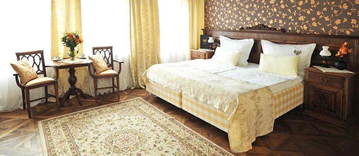 Residence U Černého Orla Hotel