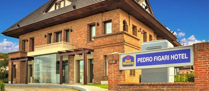 Best Western Pedro Figari Boutique Hotel