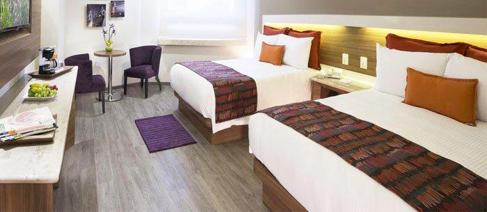 Hotel Occidental JF Puebla