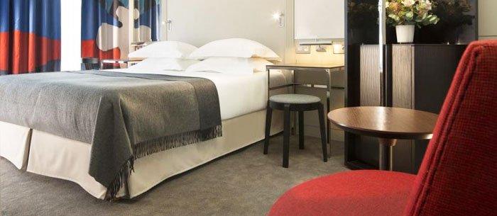 Hôtel Les Matins de Paris