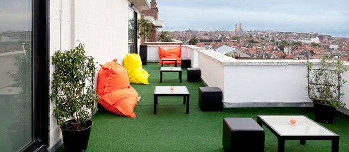Hotel Pantone Brussels
