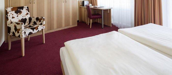 Hotel Leoneck Swiss