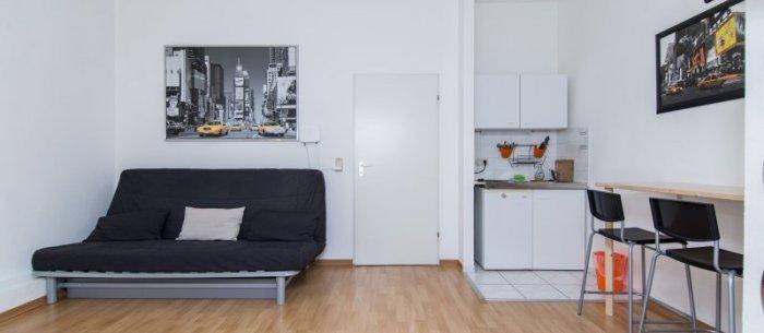 Yellow Apartment