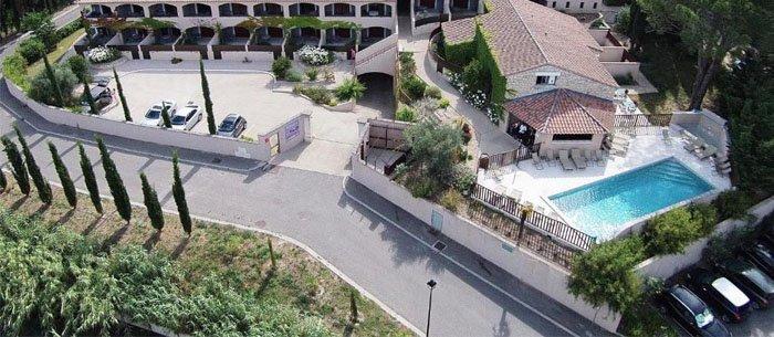 Hôtel Mas de Valrugues