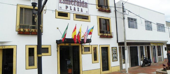 Hotel Esmeralda Plaza