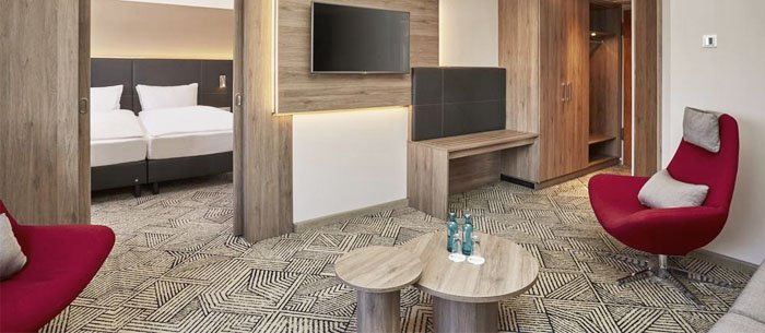 Hotel H4 Hannover Messe
