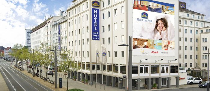 Hotel Best Western zur Post