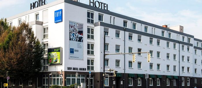 Hotel Tryp by Wyndham Bremen Airport