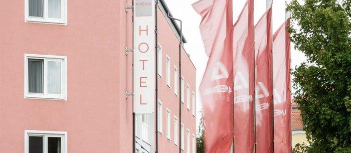 Hotel AMEDIA Dresden Elbpromenade