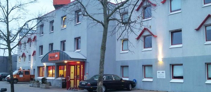 Hotel Motel 24h Mannheim