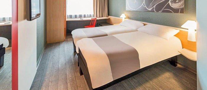 Hotel Ibis Berlin Spandau