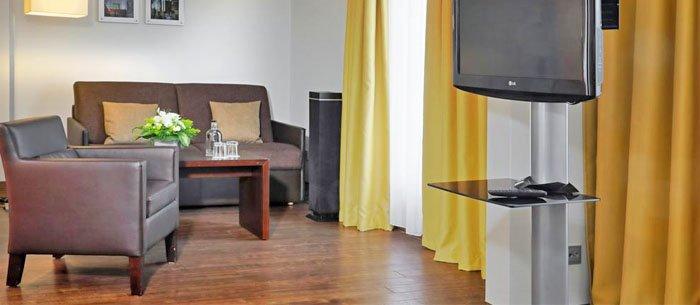 Hotel Best Western Premier IB Friedberger Warte