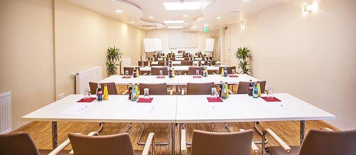 Hotel Classic Goethe & Restaurant Messe