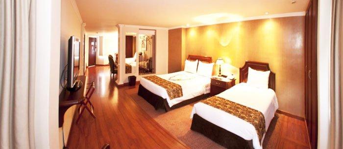 Hotel Sercotel Centro Internacional