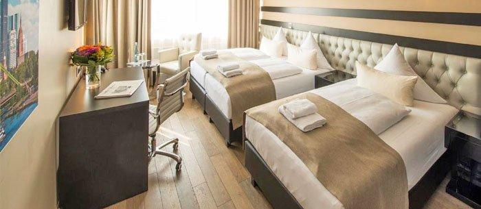 Hotel Skyline City Frankfurt