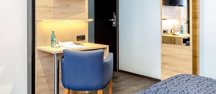 Hotel Comfort Frankfurt Central Station