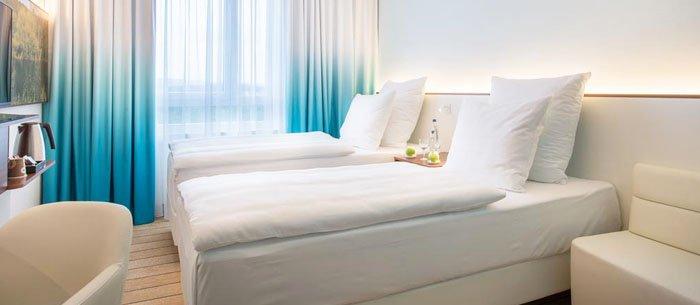 Hotel Comfort Frankfurt Airport West