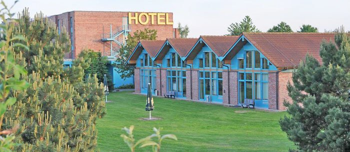 Hotel Country Park- Leipzig/Brehna