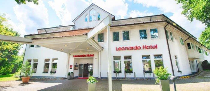 Hotel Leonardo Hamburg Airport
