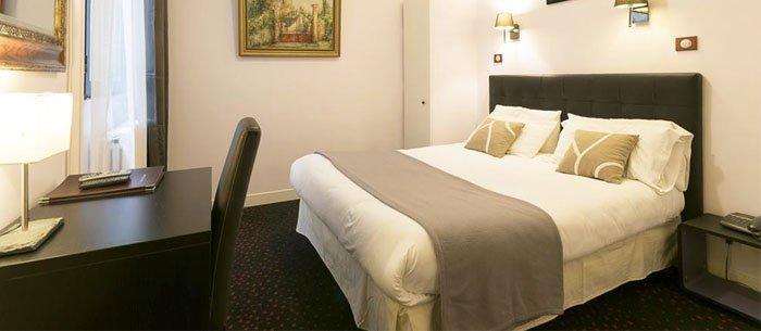 Hotel Prince Monceau