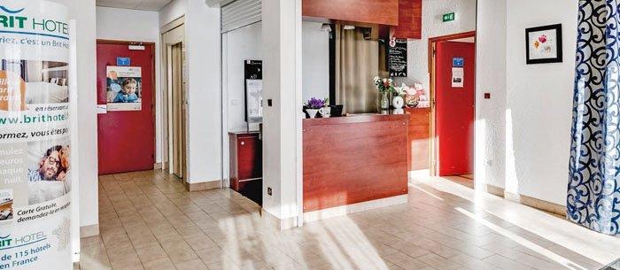 Brit Hotel Confort Grenoble Sud - Libération