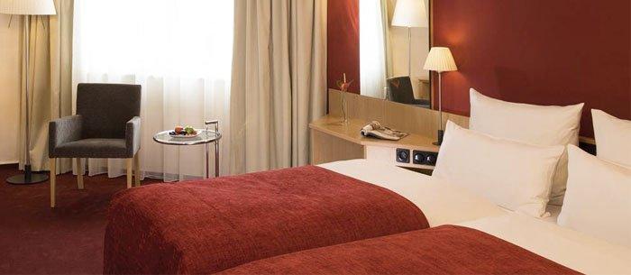 NH Dresden Neustadt Hotel