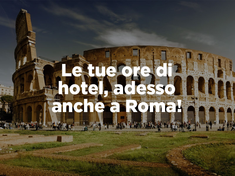 Hotel hours in Roma