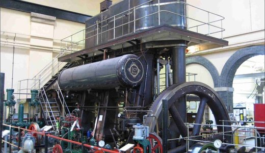 Lilleshall Marshall Steam Pump