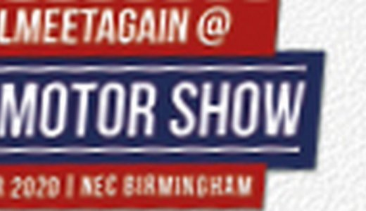 Cancelled - Lancaster Insurance Classic Motor Show 2020, NEC Birmingham, with Discovery