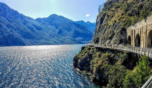 Lake Garda and the Stelvio Pass